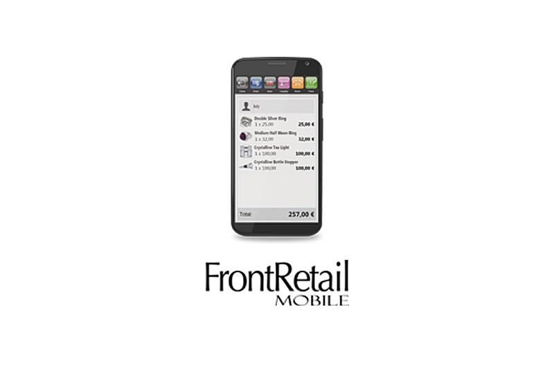 [FrontRetail Mobile